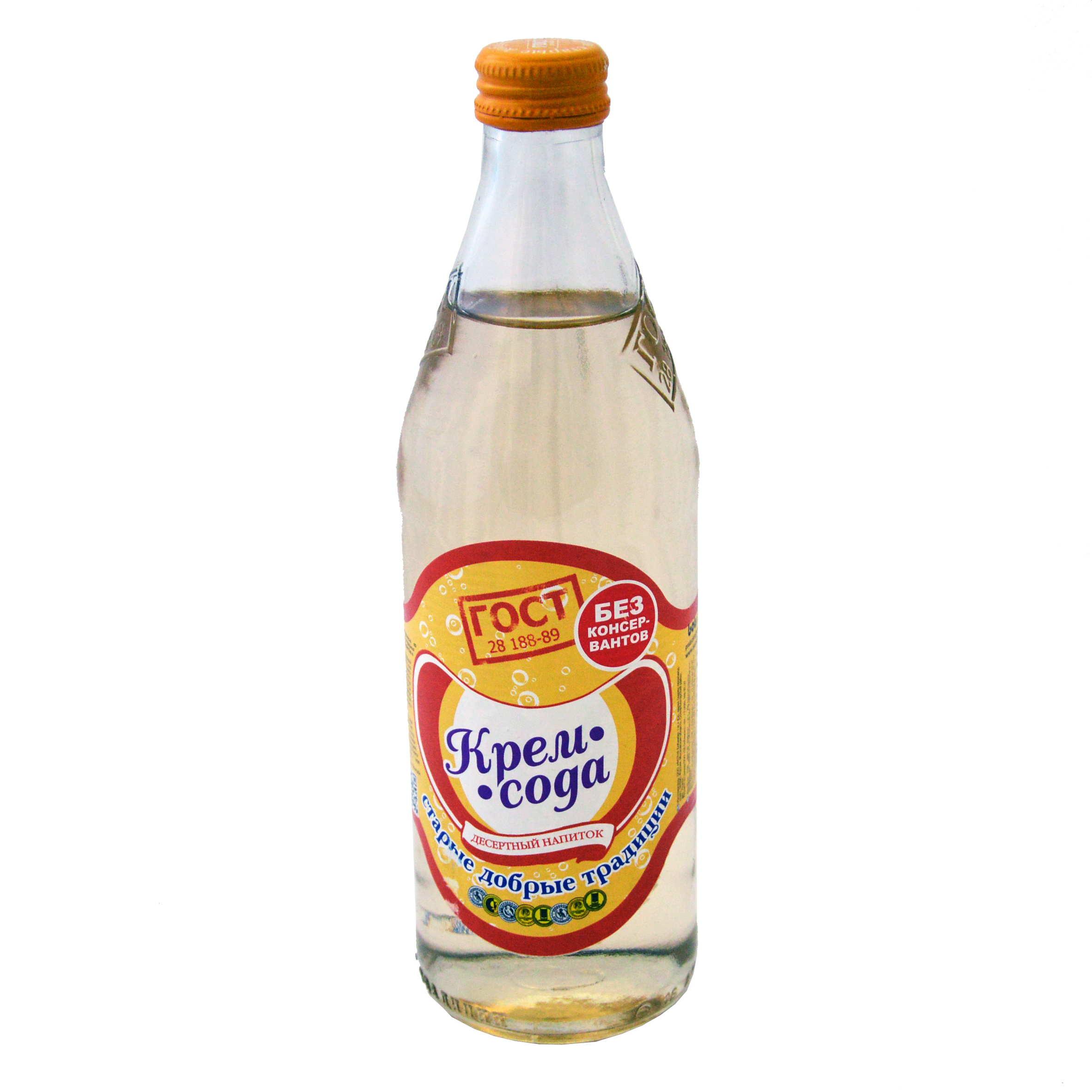 Как сделать напиток крем-сода